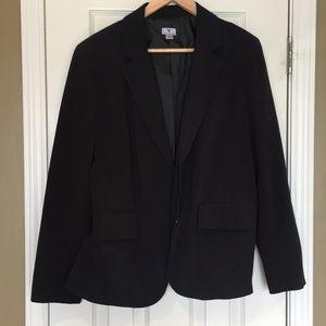 Women's blazer with pockets